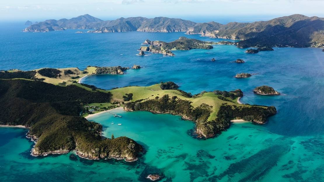 Bucket List New Zealand & Islands of the South Pacific - Hero Image