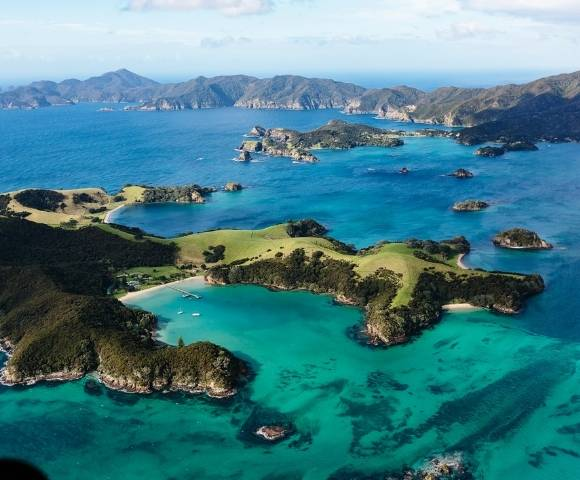 Bucket List New Zealand & Islands of the South Pacific Main Image