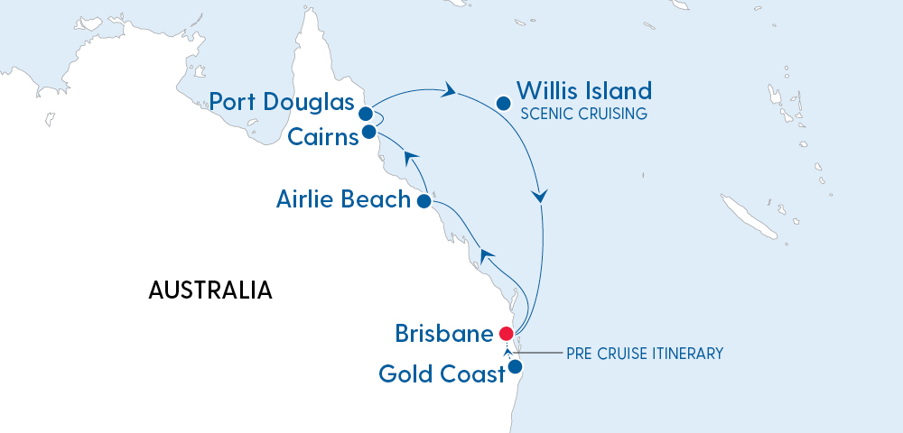 Gold Coast and Tropical North Queensland Discovery Image 4