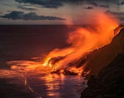 Fire and Ice – Hawaii to Alaska - Gallery Image