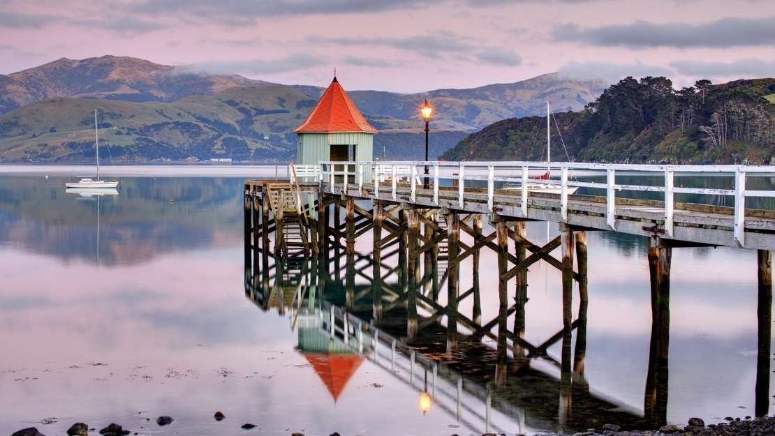 Discover New Zealand & Tasmania in Style - Hero Image