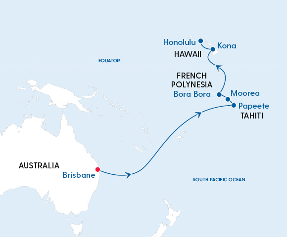 Quantum of the Seas – Brisbane to Hawaii in 2023 Image 4