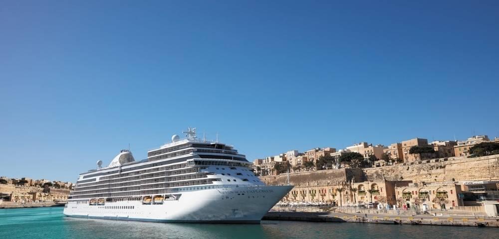Regent Seven Seas Cruises - Hero Image