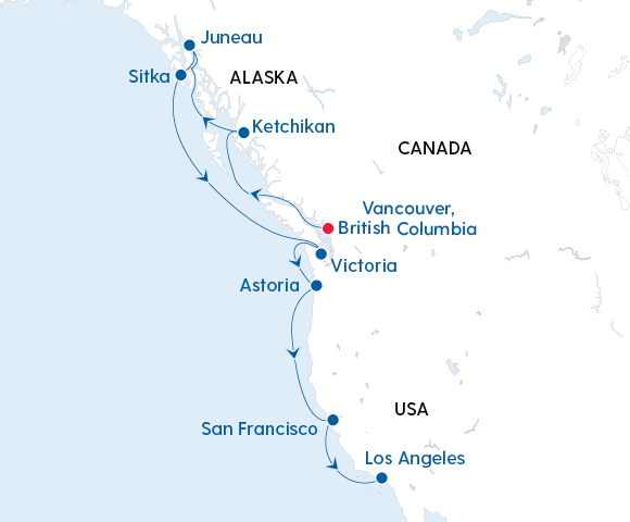 Luxury Alaskan Coastal Discovery with Regent Seven Seas Image 4
