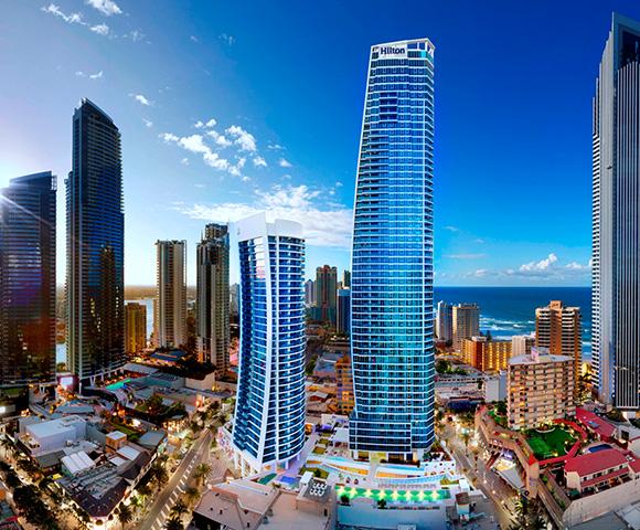 Hilton Surfers Paradise Hotel & Residences Main Image