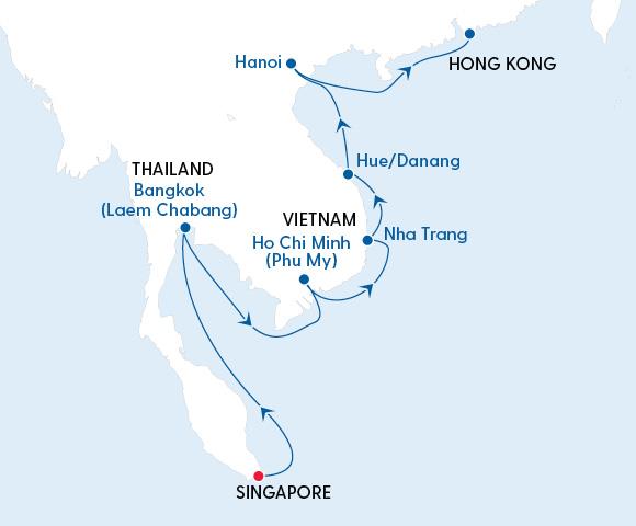Singapore & Vietnam – Christmas Holiday Adventure - Gallery Image