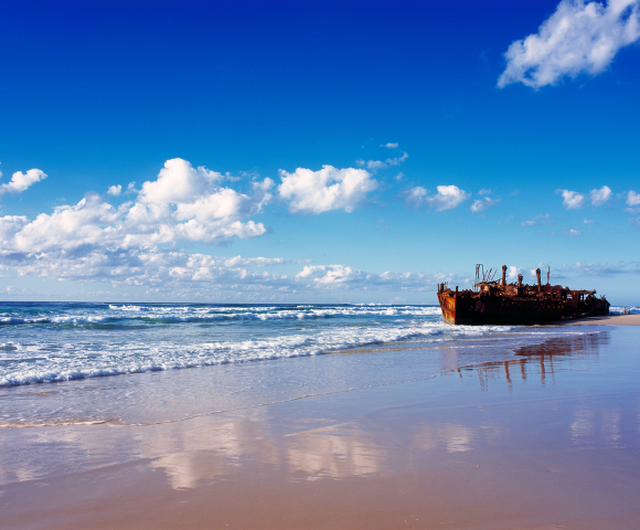 Kingfisher Bay Resort, Fraser Island Main Image