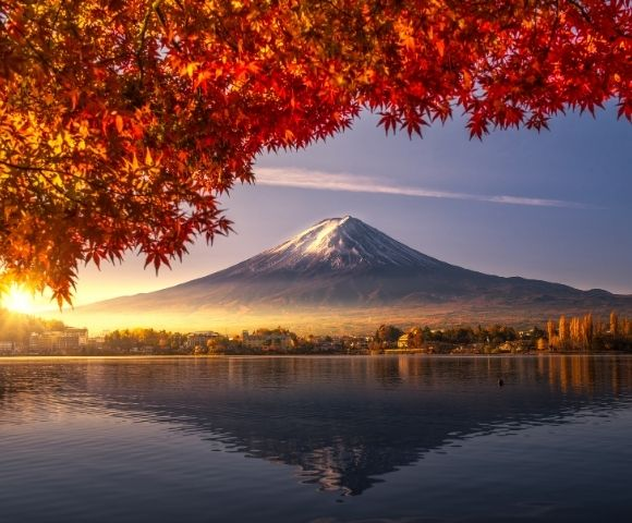 Luxury Japan – Autumn Colours Main Image