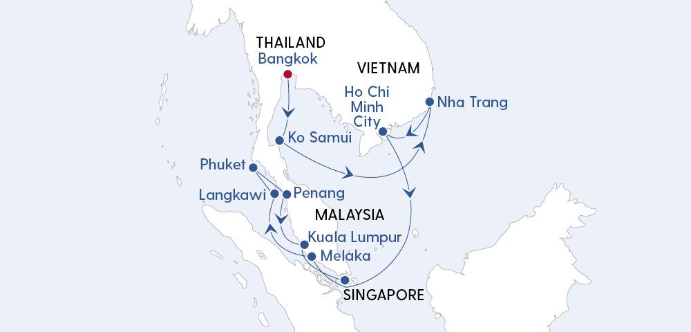 Captivating Thailand & Vietnam Image 4