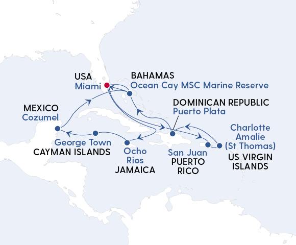 Indulgent Caribbean Discovery Image 4