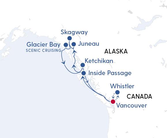 Majestic Canada & Alaska Discovery Image 4