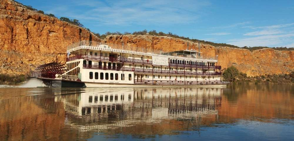 Secrets of the Murray River & Barossa Image 1