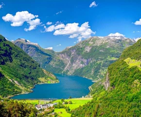 Norway, Sweden, New York & Beyond Main Image