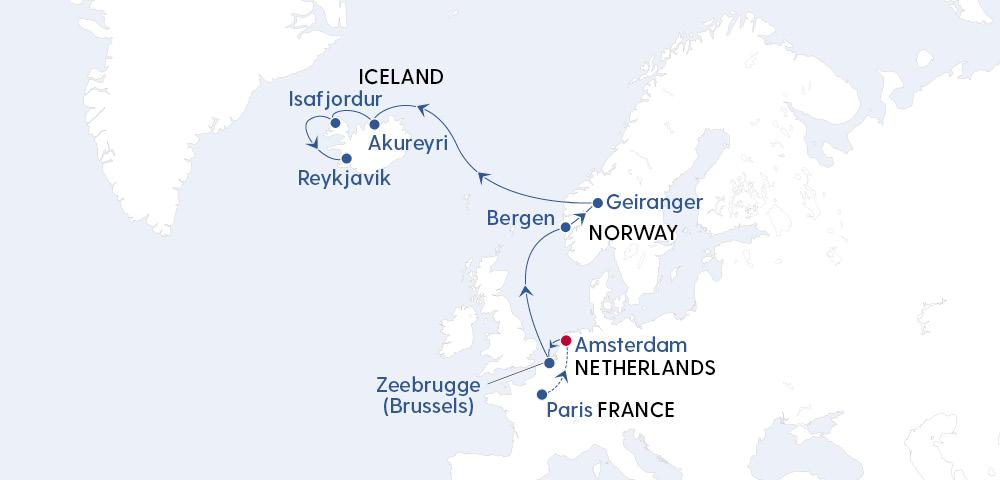 Scenic Norway & Iceland Image 4