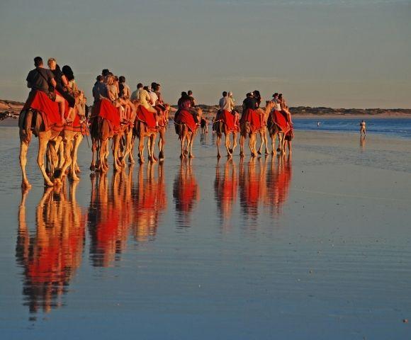 Red Centre Sunsets & WA's Kimberley Coast Main Image