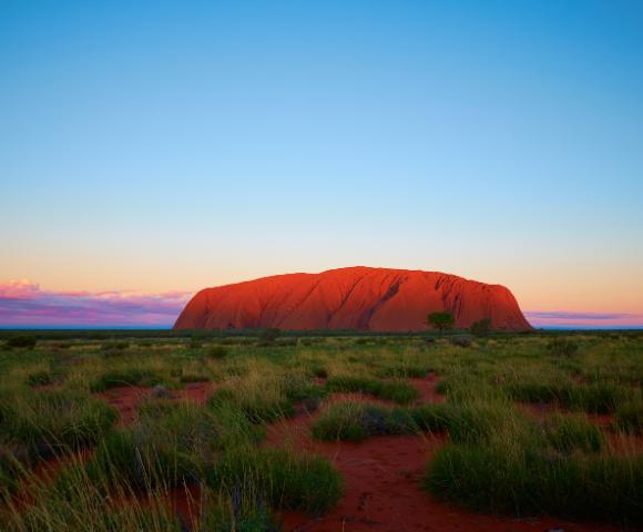 Red Centre Sunsets & WA's Kimberley Coast Image 1
