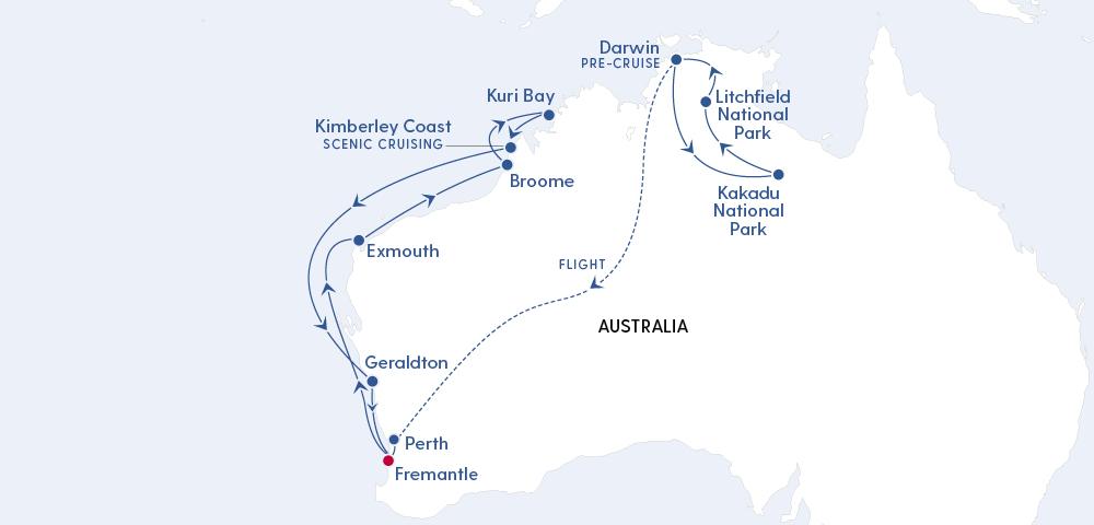 Top End National Parks & WA's Kimberley Coast Image 4