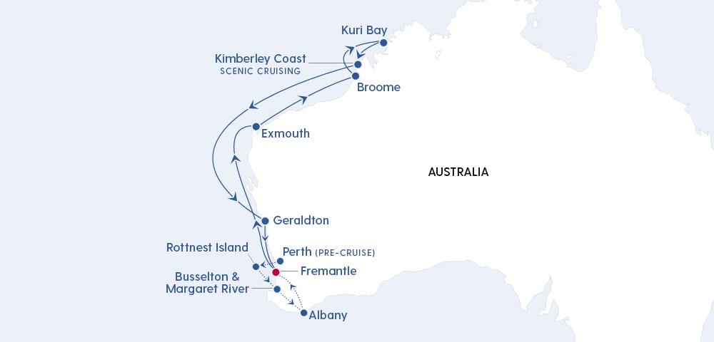Best of the Margaret River & Kimberley Coast Image 4