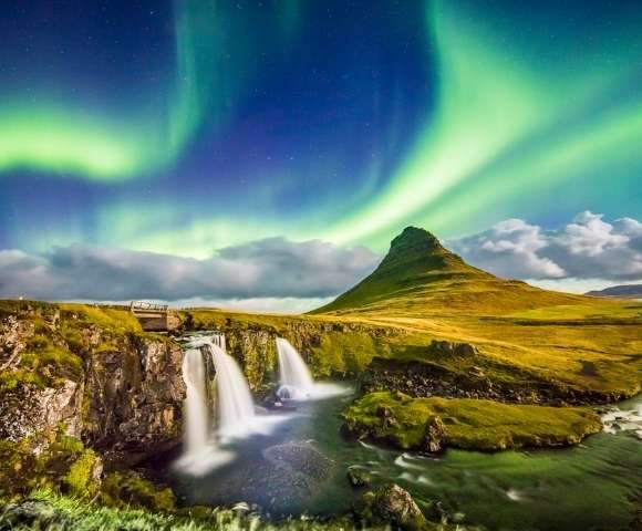 Iceland & Norway's Northern Lights Main Image