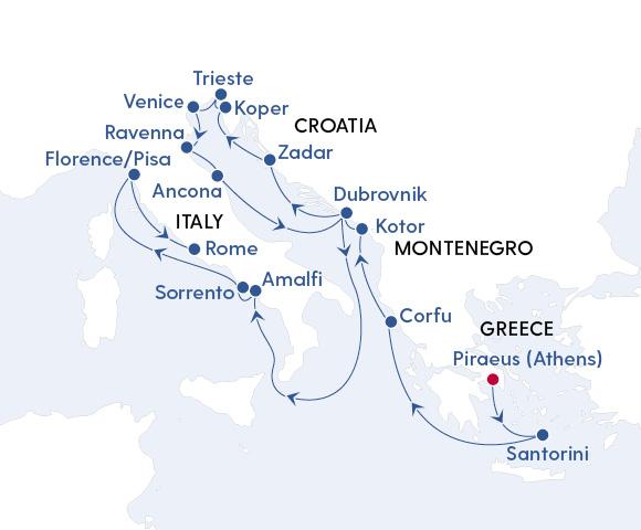 Amazing Greece, Croatia, Italy & Beyond Image 4