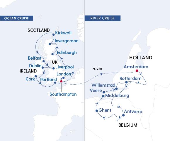 Amsterdam's Tulips & The British Isles Image 4