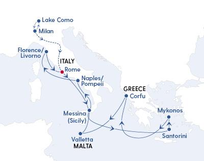 Lake Como, Santorini & Beyond in 2023 - Gallery Image