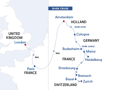 River Discovery   Classic Cities of Europe - Gallery Image