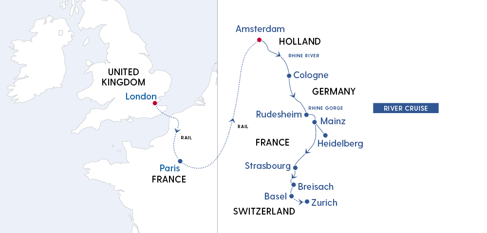 River Discovery | Classic Cities of Europe Image 4