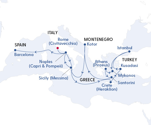 Enchanting Italy & the Greek Isles Image 4