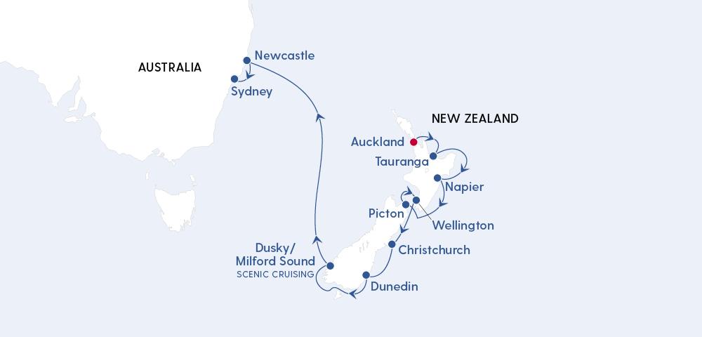 Picturesque New Zealand Image 4