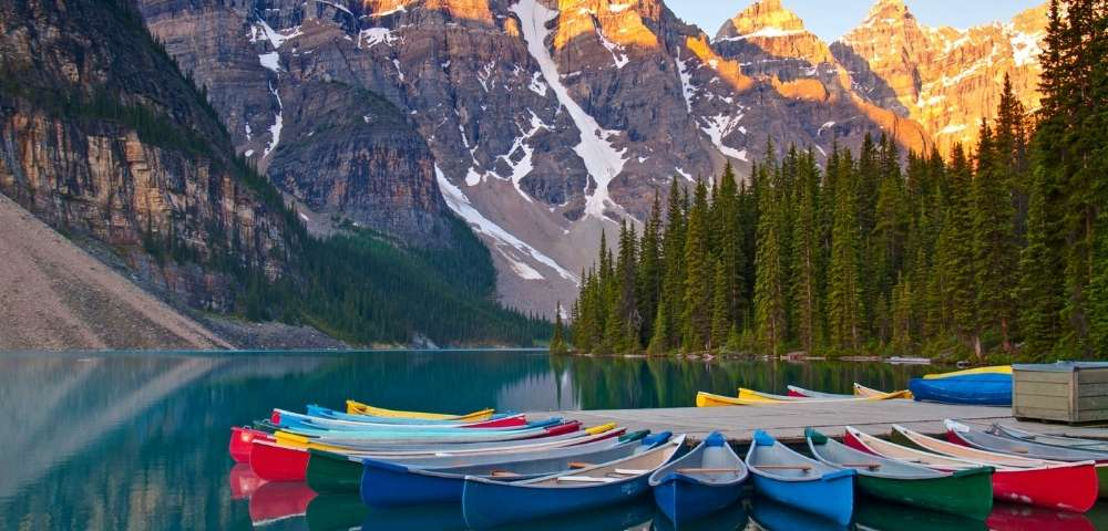 Discover the Heart of the Canadian Rockies & Alaska in 2023 Image 1