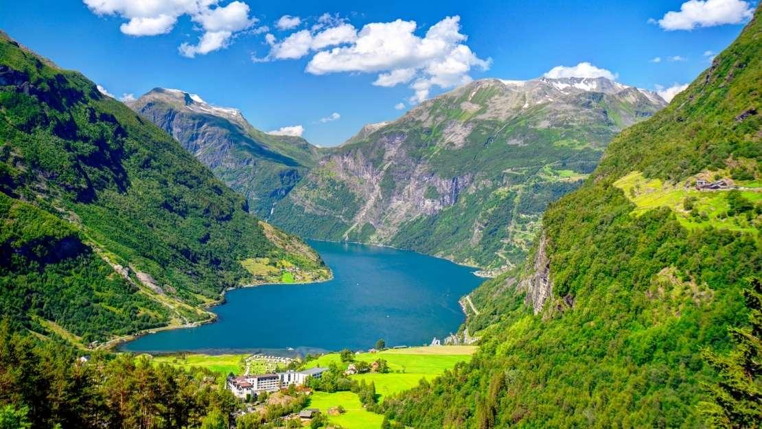 Norway, Sweden, New York & Beyond - Hero Image