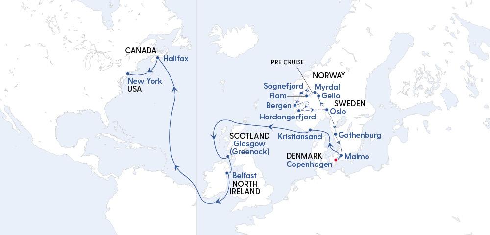 Norway, Sweden, New York & Beyond Image 4