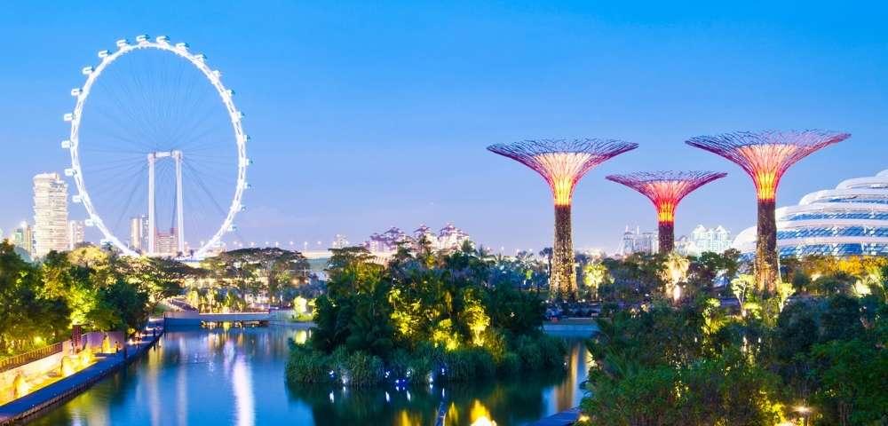 Tropical Singapore, Vietnam & Thailand Main Image