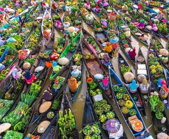 Tropical Singapore, Vietnam & Thailand Image 2
