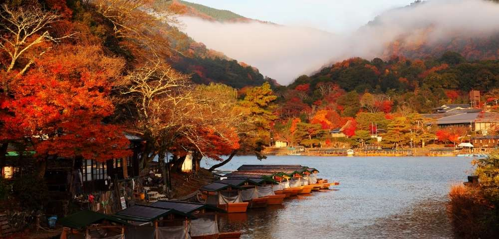 The Fall Colours of Japan Image 3