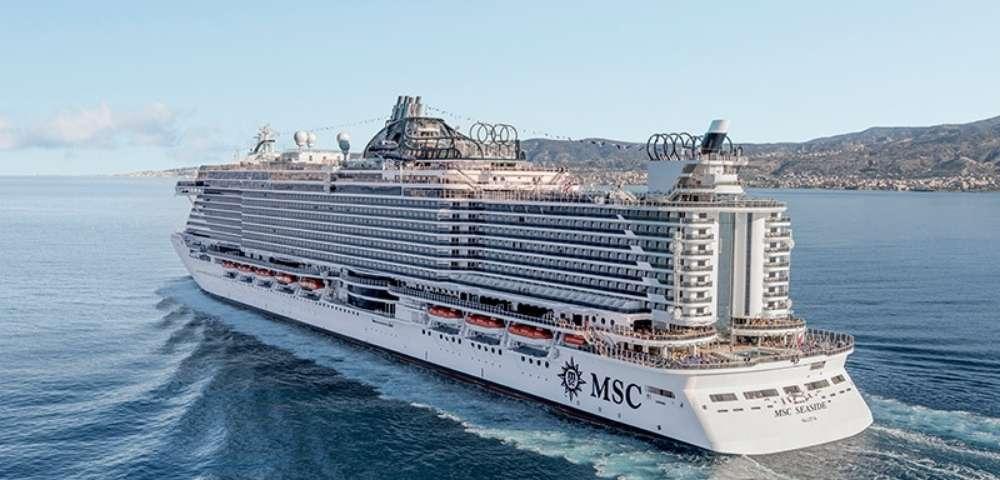 MSC Cruises - Hero Image
