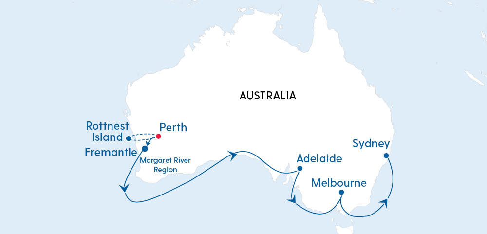 Royal Australian Journey Image 4