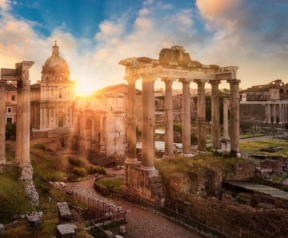 New York to Rome – Bucket List Adventure Main Image