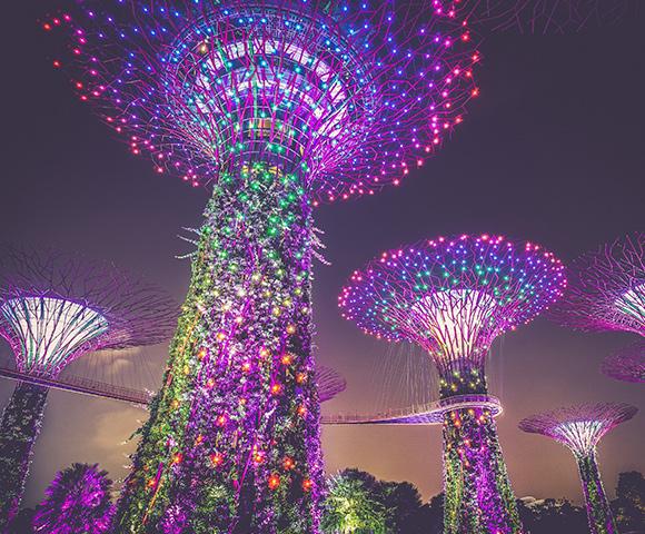 Celebrate New Years Eve Hong Kong to Singapore Image 3