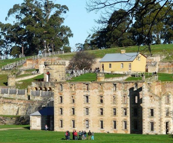 Barossa, The Great Ocean Road, Tasmania & Beyond Image 3