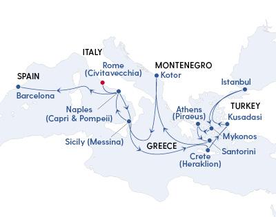 Mediterranean Enchantment - Gallery Image