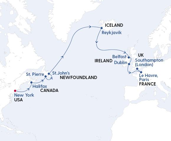 Atlantic Wonders – Canada, Iceland & Ireland Image 4
