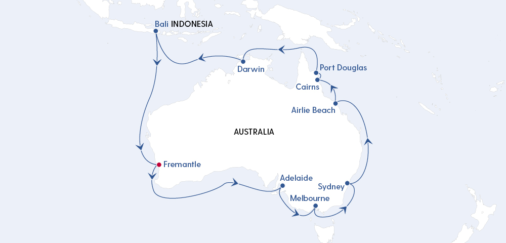 Fremantle Grand Australian Discovery Image 4