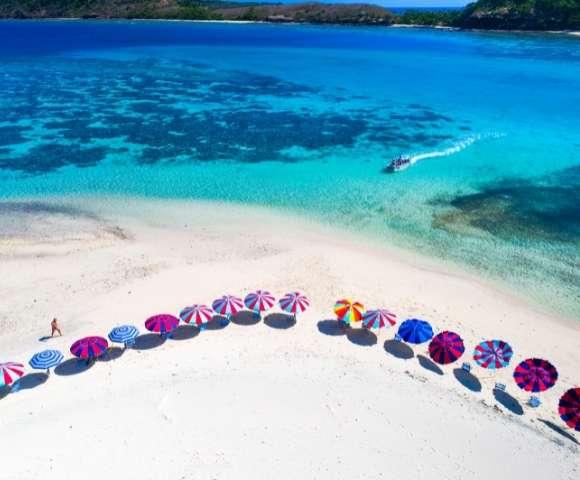 Escape to Fijian Island Paradise Image 1