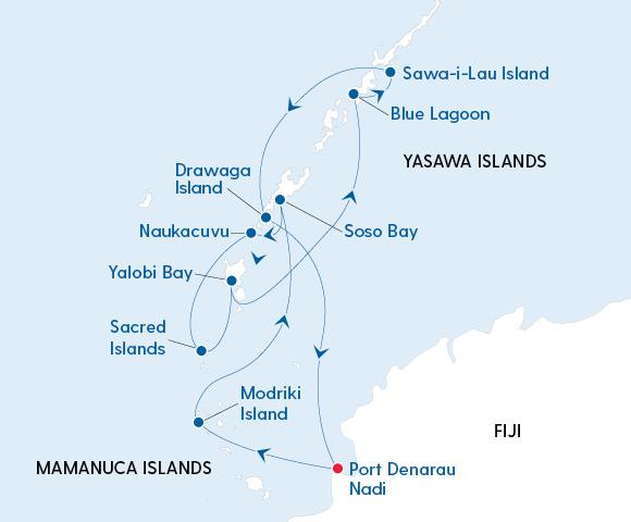 Escape to Fijian Island Paradise Image 4