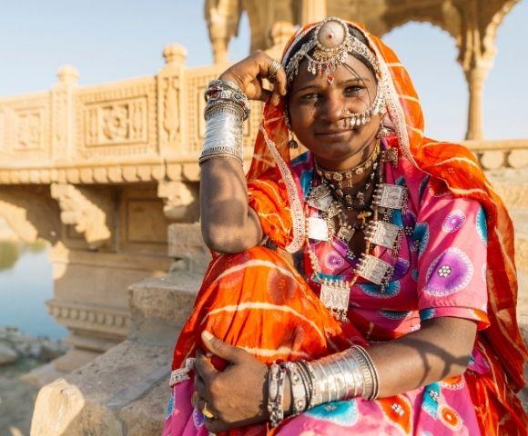 India's Golden Triangle & Grand Voyage to Dubai Image 2